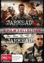 Jarhead 2 : Field of Fire / Jarhead (DVD/UV) - Amr El-Bayoumi