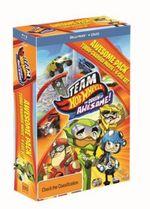Team Hot Wheels : The Origin of Awesome with BONUS Hot Wheels Cars (Blu-ray/DVD) - Grant George
