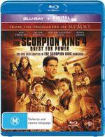 The Scorpion King 4 : Quest For Power - Ellen Hollman