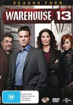 Warehouse 13 : Season 4 - Allison Scagliotti