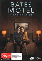 Bates Motel : Season 1 (3 Disc ) - Freddie Highmore