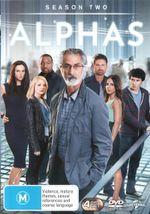 Alphas : Season 2 - David Strathairn