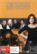 Law and Order : Special Victims Unit - Season 15 - Mariska Hargitay