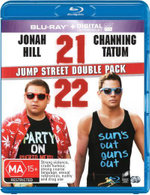 21 Jump Street / 22 Jump Street Double Pack (Blu-ray / UV) - Channing Tatum