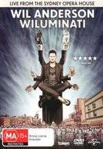 Wil Anderson : Wiluminati (Live from the Sydney Opera House) - Wil Anderson