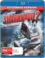 Sharknado 2 : The Second One (Extended Version) - Ian Ziering