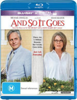 And So It Goes (Blu-ray/UV) - Sterling Jerins