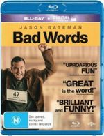 Bad Words (Blu-ray/UV) - Ben Falcone