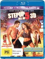 Step Up 5 : All In (3D Blu-ray/Blu-ray/UV) - Ryan Guzman