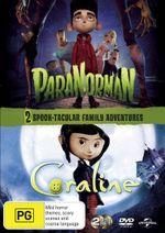2 Spook-tacular Family Adventures : Paranorman / Coraline - John Hodgman