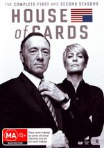 House Of Cards : Seasons 1 and 2 - Beau Willimon