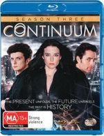 Continuum : Season 3 - Rachel Nichols