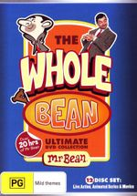 The Whole Bean Collection Ultimate DVD Collection (12 Discs) - Robin Driscoll