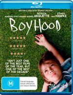 Boyhood (Blu-ray/UV) - Lorelei Linklater