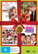 Bridget Jones's Diary / About Time / Love Actually / Bridget Jones : The Edge of Reason (Red Ribbon Range) - Hugh Grant