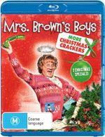 Mrs Brown's Boys : More Christmas Crackers (Buckin' Mammy / Who's a Pretty Mammy) - Susie Blake