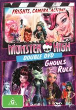 Monster High : Frights, Camera, Action! / Monster High: Ghouls Rule