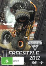 Monster Jam : Freestyle 2012 - Not Specified