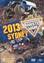 2013 Sydney Monster Jam - Not Specified