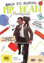 Back To School Mr. Bean / Mr. Bean The Library / Mr. Bean The Exam