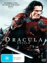 Dracula Untold (DVD/UV) - Sarah Gaden