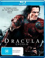 Dracula Untold (Blu-ray/UV) - Sarah Gaden
