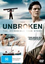 Unbroken (DVD/UV) - Jack O'Connell
