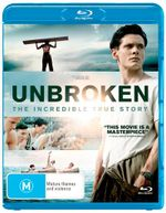 Unbroken (Blu-ray/UV) - Jack O'Connell