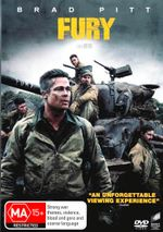 Fury (DVD/UV) - David Ayer