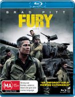 Fury (Blu-ray/UV) - David Ayer
