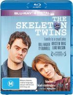 The Skeleton Twins (Blu-ray/UV) - Kristen Wiig