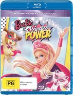 Barbie in Princess Power (Blu-ray/DVD/UV) - Rebecca Husain