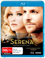 Serena : Blu-ray/UV - Jennifer Lawrence