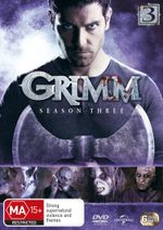 Grimm : Season 3 - David Giuntoli
