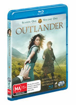 Outlander : Season 1 Volume 1 Blu-ray/UV - Duncan Lacroix