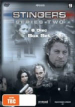 Stingers : Season 2 - Daniel Frederiksen