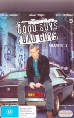Good Guys, Bad Guys : Season 1 - Bradley Hulme