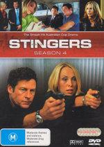 Stingers : Season 4 - Stephen Lovatt