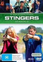 Stingers : Season 5 - William Houten