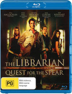 The Librarian : Quest for the Spear - Kyle MacLachlan