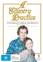 A Country Practice : Unforgettable Moments - Seasons 1 - 5