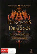 Dungeons and Dragons / Dungeons and Dragons 2 : The Elemental Might - Thora Hird