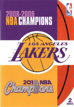 NBA : LA Lakers 08/09 & 09/10 Championship Double Pack - Rodd Houston
