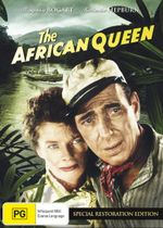 The African Queen Special Edition - Katharine Hepburn