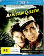 The African Queen Special Edition - Robert Morley