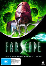 Farscape : Season 3 - Lani John Tupu
