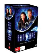 Farscape : The Complete Collection - Lani John Tupu