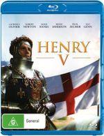 Henry V - Robert Newton