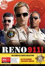 Reno 911! : The Complete Series Collection - Cedric Yarbrough