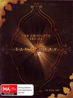 Sanctuary : The Complete Series (Series 1 - 4) - Ryan Robbins